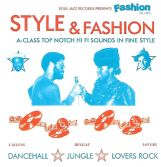 SALE ITEM - Various - Style & Fashion: A-Class Top Notch Hi Fi Sounds In Fine Style (Soul Jazz) 2xCD